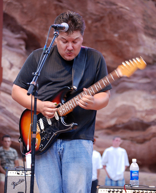 Steve Crenshaw at Red Rocks