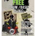 Clinic Flyer April 20th